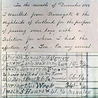 Petite histoire de notre SEP (4): Auguste d'Este, second cas de SEP (19ème siècle) identifié?