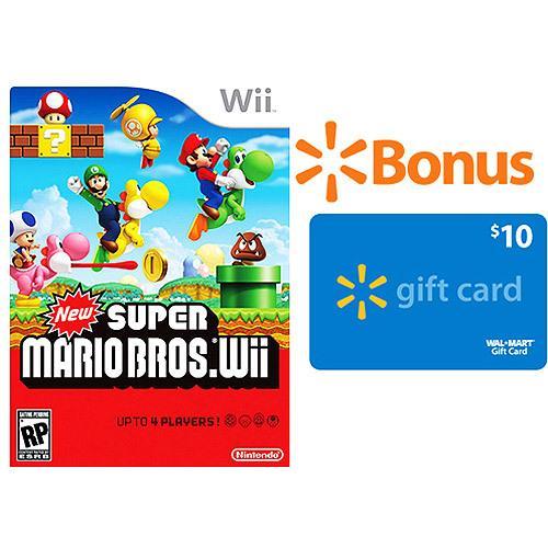 New Super Mario Bros Wii le 27 novembre en Europe