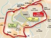 Super mtro Grand Paris