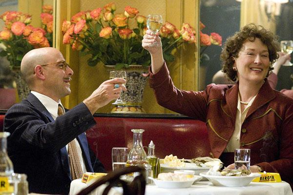 Stanley Tucci et Meryl Streep. Sony Pictures Releasing France