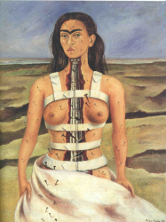 Frida Kahlo : une plainte contre deux livres de fausses oeuvres