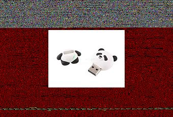 cl usb panda paperblog. Black Bedroom Furniture Sets. Home Design Ideas