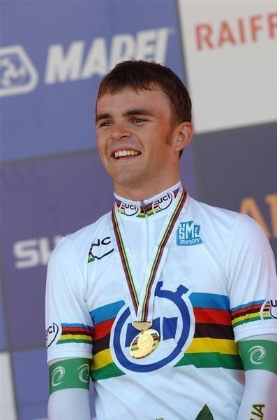 Championships U23 cronometro 2009 = Jack Bobridge+photos