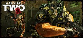 [J-V] Nouvelles images d'Army of Two 2: The 40th Day