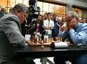 rencontre Kasparov Karpov Live