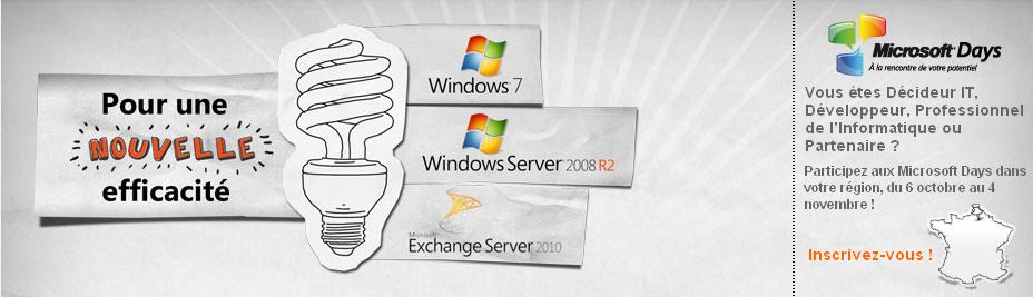 Vivez en direct le lancement des nouveaux produits Microsoft