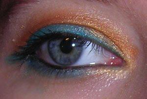 Concours de maquillage: Couleurs improbables, la proposition de Diorella