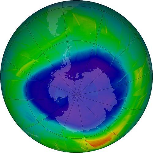 Sarkozy s\\'emmêle les pinceaux sur la couche d\\'ozone