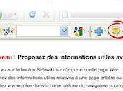 Google Sidewiki, système d'annotation collaboratif