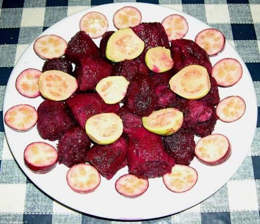 Confiture de figues de barbarie pour celles qui aiment ce fruit