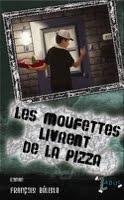 Les moufettes livrent de la pizza - Francois Bélisle