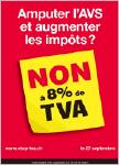 Hausse de TVA en Suisse : appauvrir tout le monde au profit de quelques uns