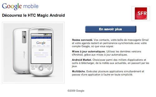 google pub 1 Google vend de la publicité sur sa page d'accueil?