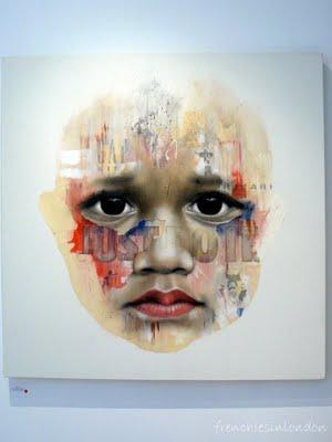 Jonathan Darby en exposition a Londres