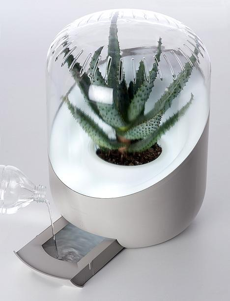 Andrea: Purificateur d'air by Mathieu Lehanneur & David Edwards ...