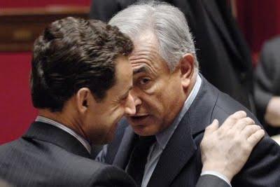 De la stratégie de Nicolas Sarkozy envers DSK