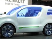 Renault Kangoo (les concept-cars électriques l'IAA 2009 billet n°1)