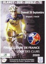 Blangy-sur-Bresle (76) le 26/09/2009) : les engagés