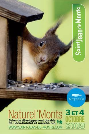 Naturel'Monts : un salon bio et développement durable en Vendée