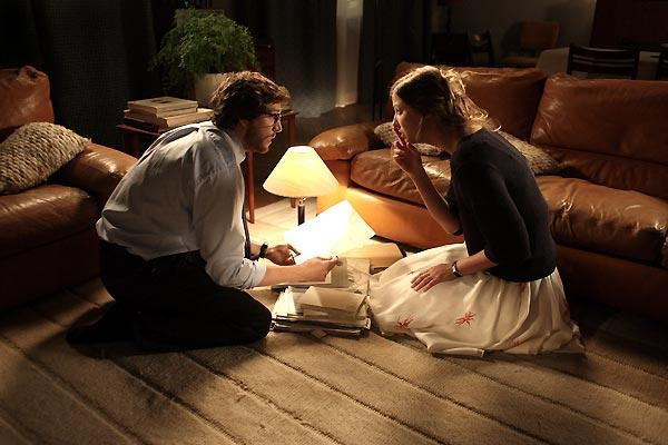Guillaume Canet et Alexandra Maria Lara. Pathé Distribution