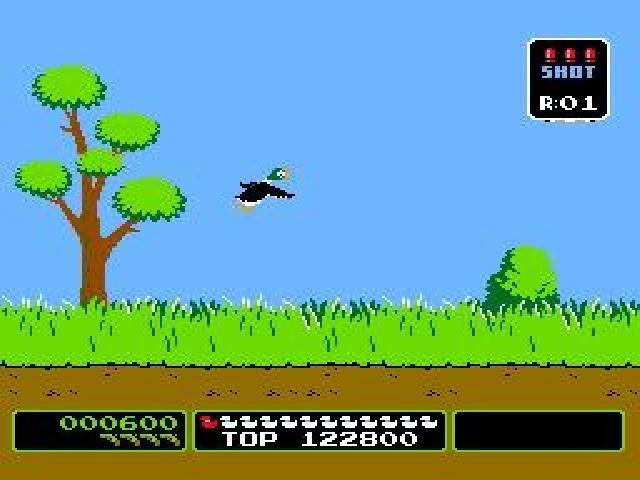 [Rétro-Game] Duck Hunt (NES)