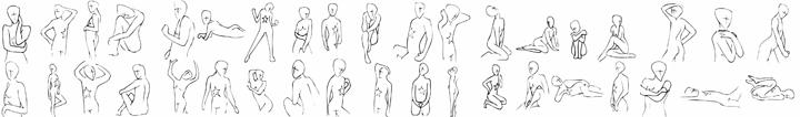 Guide de poses