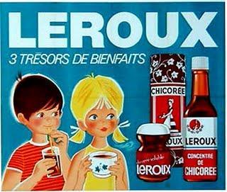 Les 150 ans de la chicorée Leroux.