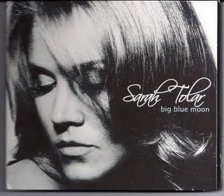 2009 - Sarah Tolar - Big Blue Moon - Reviews - Chronique d'un album pop/jazz réjouissant