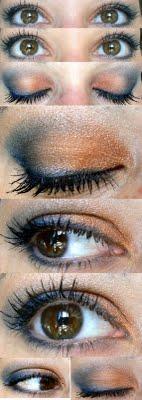 Concours de maquillage: Couleurs improbables, la proposition de Gaëlle