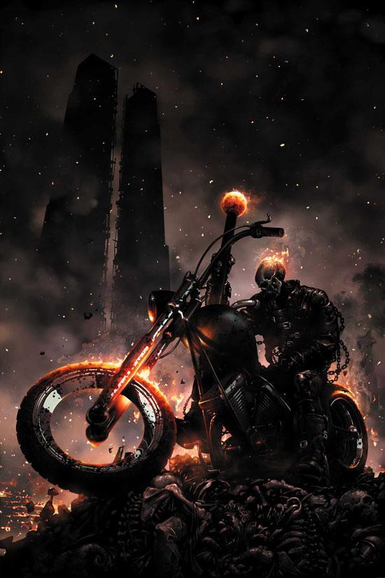 Ghost Rider : David Goyer est prêt à le rebooter