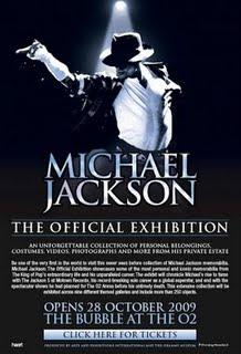 Michael Jackson: The Official Exhibition