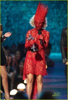 MTV VMA 2009 #3