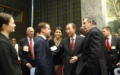 Le Conseil de sécurité pour le désarmement nucléaire : historique ?