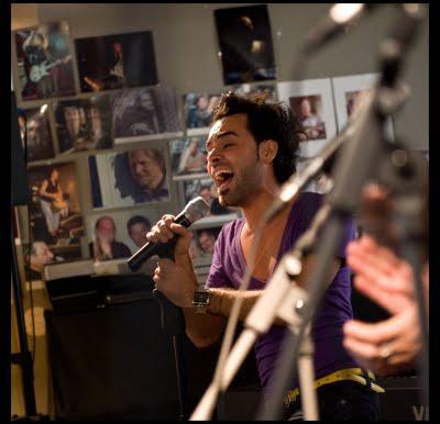 Lancement l'album Ricardo Vieira