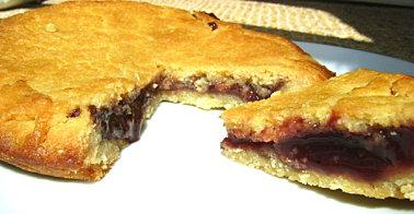 Biscuit Fourré à la Framboise