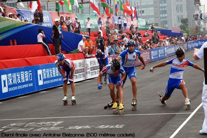 Haining : dernière journée du championnat Route