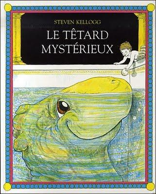 Le têtard mystérieux