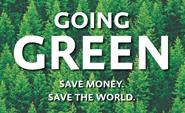 Generique - Going Green : save money, save the world