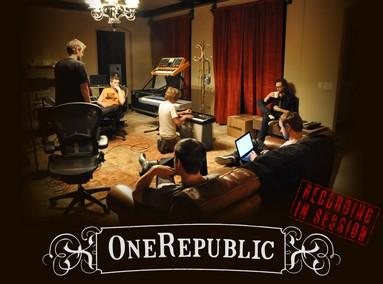 OneRepublic ... Nouveau single All The Right Move !