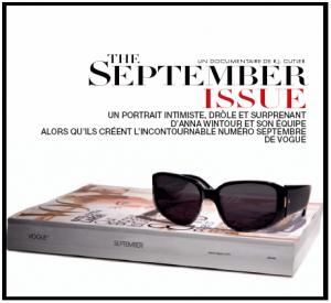 The september issue_affiche