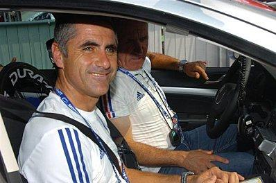 Gros plan sur l'équipe de France 2009