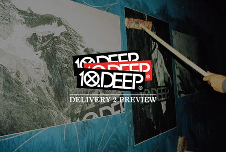 10.DEEP - FALL '09 COLLECTION - DELIVERY 2 LOOKBOOK PREVIEW