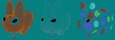 Les lapins fumeurs
