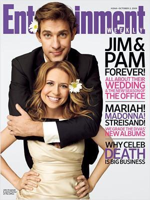 The Office : le mariage de Jim et Pam