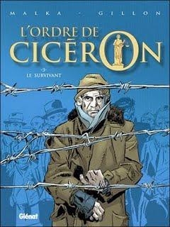 L'Ordre de Cicéron - T.3 - de Richard Malka et Paul Gillon