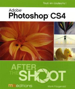 Adobe Photoshop CS4 After shoot