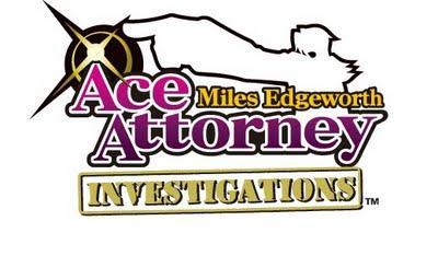 Un site web pour Miles Edgeworth : Ace Attorney