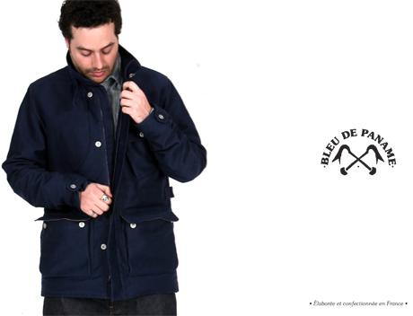 BLEU DE PANAME - F/W '09 LOOKBOOK
