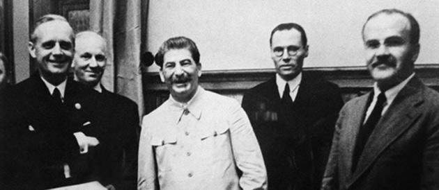 1939-1940, la mémoire courte de Moscou