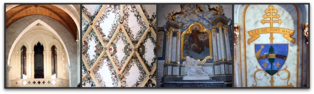 intérieur église